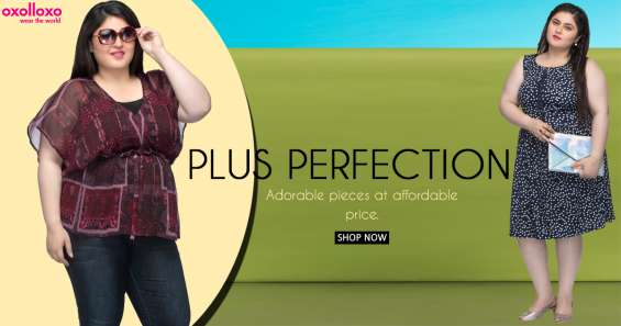 Shop your comfort! plus size clothing collection online at oxolloxo