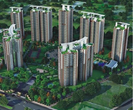 Ace city,ultra modern ready to move 3 bhk flats call | 9268-300-600
