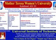 Universal Institute of Technology, TEARD Trust - Karaikudi.