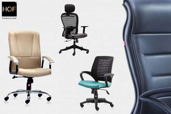 Choosing the right office chair is important