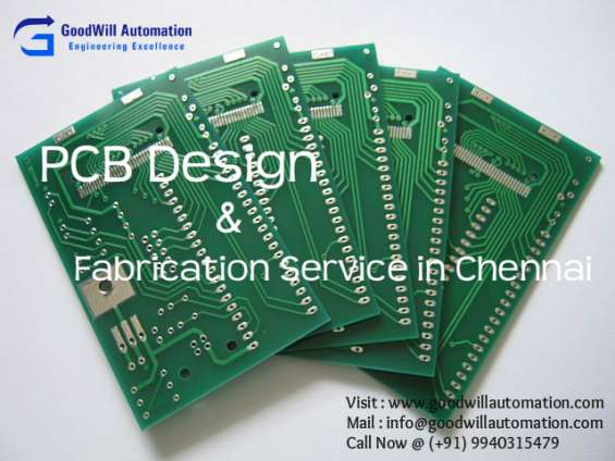 Pcb design and fabrication services in chennai