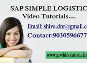 Sap simple logistics videos