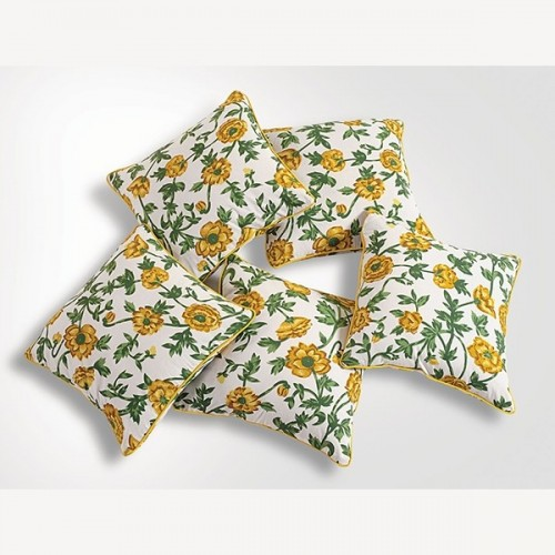 Buy designer printed cushion covers online at best price range from swayamindia