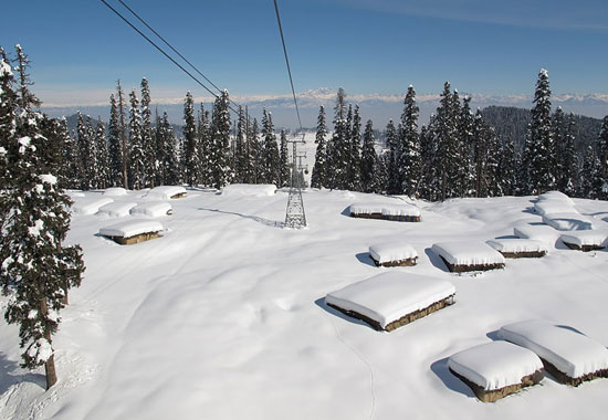 Pictures of Gulmarg tour from west bengal 1
