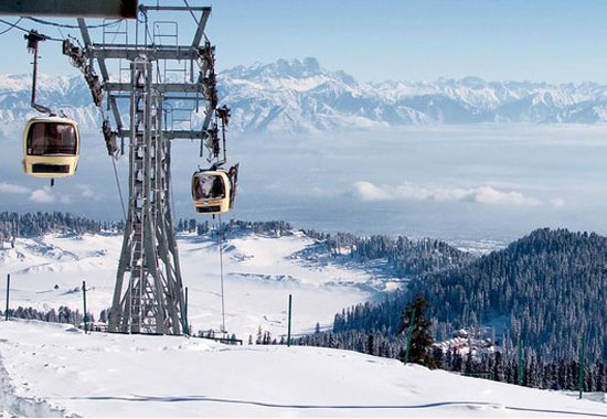 Pictures of Gulmarg tour from west bengal 2