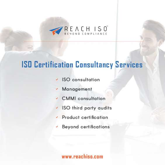 Iso certification registrars in india
