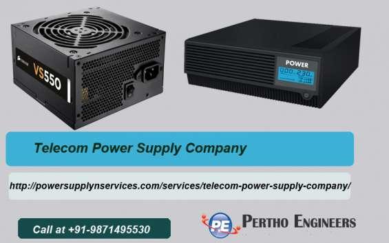 Telecom power supply company