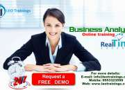 Business analyst course online training