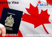 Canada start up visa for immigration