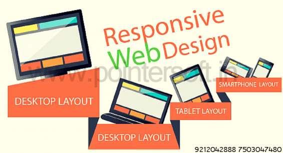 Benefit for business website design faridabad