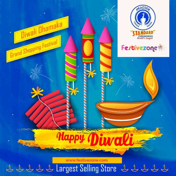 Pictures of Buy firecrackers online this diwali with discounted price 4