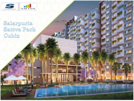 Salarpuria park cubix new launch project in bangalore