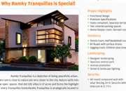 Villas for Sale in Kismatpur|Luxury Villas in Hyderabad-Ramkytranquillas