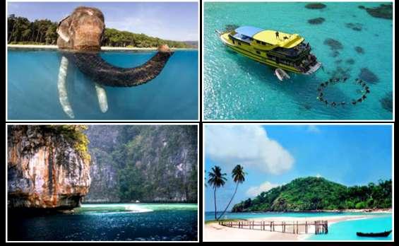 Andaman short tour packeg