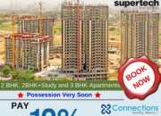 2 BHK Apartment for Sale in Sector 68 - Supertech Hues