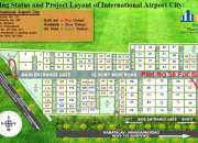 Plot no 59 near side entrance gate available for sale.100% legal project.