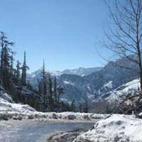 Trip to astounding manali