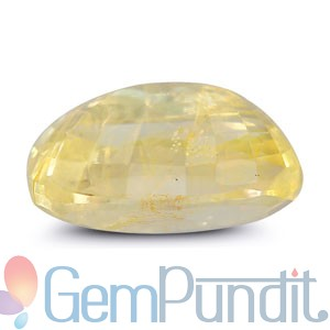 Pictures of Yellow sapphire