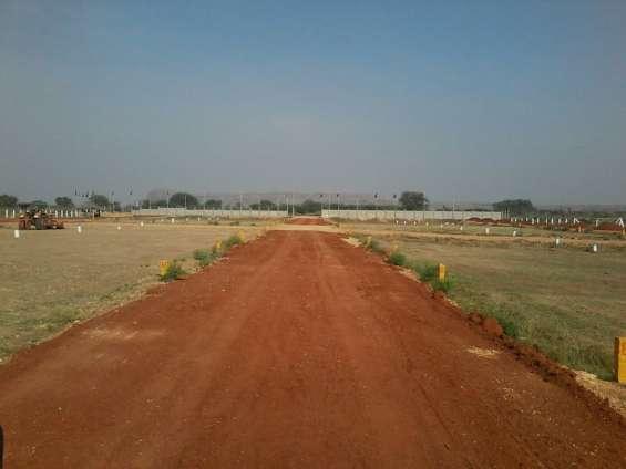 Best locality land near thirumohure temple