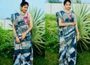 Chanderi Silk Sarees for Rs.1950 online on Trendy Handlooms