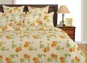 Modern Bedding Sets Online in Excellent Design & Color Combination at Swayamindia
