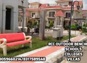 ?Rcc Outdoor Bench Suppliers, Manufacturers & Dealers in Hyderabad