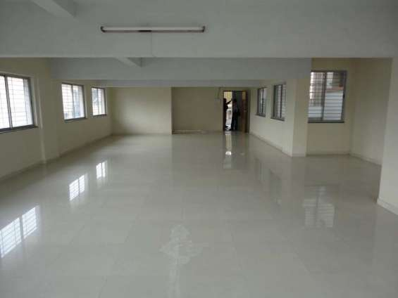 Unfurnished office space 4000 sqft at guindy with 4car parking and n number of bike