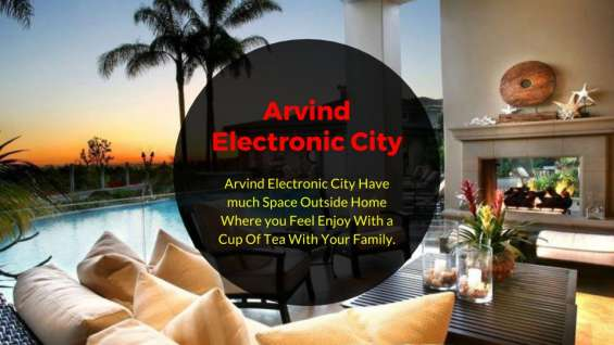 Arvind electronic city