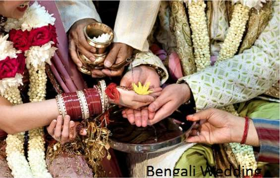 Bengali brides and grooms for marriage