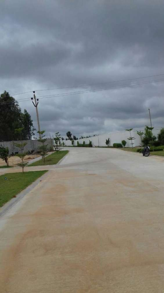 Book your villa plot in sarjapur road start from 9 lakh