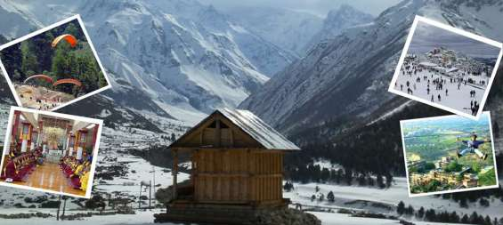 Himachal pradesh holiday packages | bookandgo