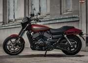 Nine Bridges Harley-Davidson - Street 750 Authentic H-D