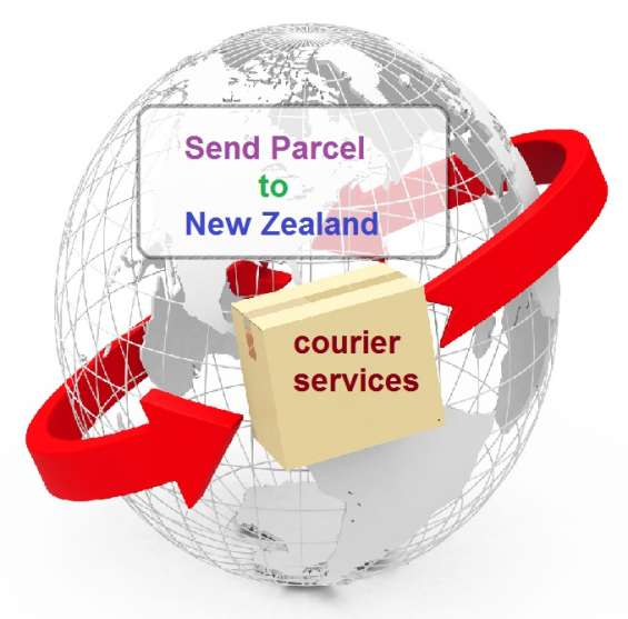 Send parcel to new zealand | choose the best option