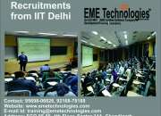 Six Month Industrial Training In Mohali | Chandigarh