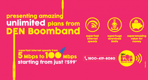 Best high speed internet service providers - den broadband