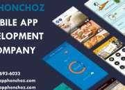 Best Mobile App Development Services at Reasonable Prize | APPHONCHOZ