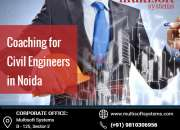 Coaching for Civil Engineers in Noida