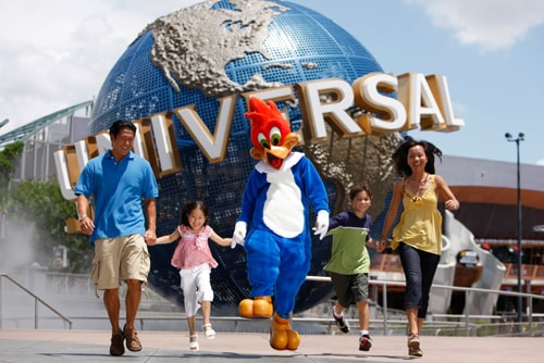 Family tour packages for singapore