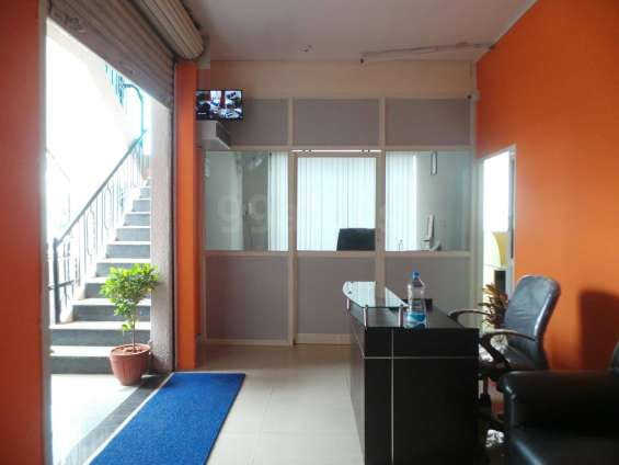 Fully furnished office space for rent- 42000