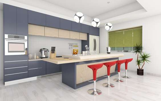 Good product of classic modular kitchen