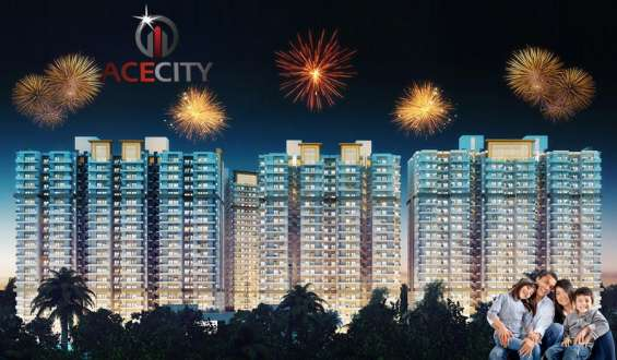 A glimpse of ultra modern lifestyle at ace city