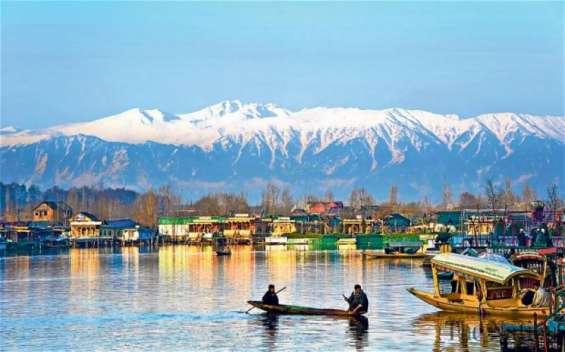 Kashmir on shoestring