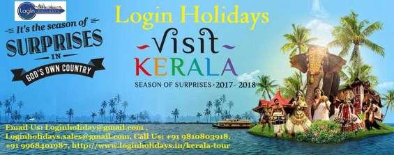 Kerala tour ! login holidays