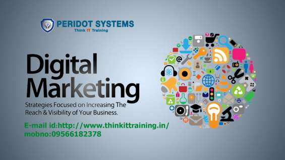 Oppurtunity to grab the digital marketing techniques through marketing specialists