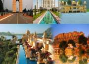 Best 6 Days Golden Triangle Tour Packages from Delhi, Agra and Jaipur