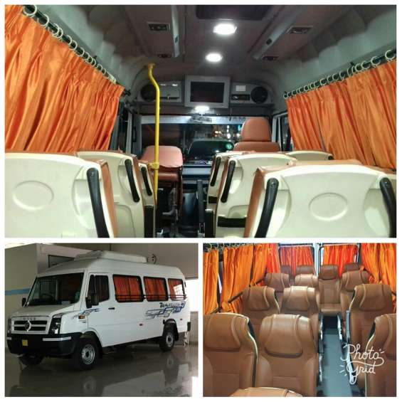 20 seater ac tempo traveller