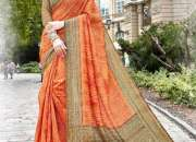 Best cotton silk sarees for women's