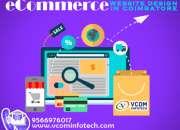 Coimbatore website development @ VcomInfotech