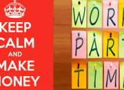 Home based genuine part time jobs in. simple online copy & paste work.