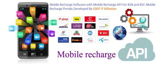 Mobile recharge api software for b2b and b2c mobile recharge portals.
